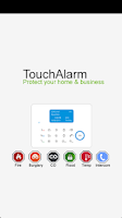 Screenshot of Touch Alarm System-G60