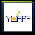 YoApp Test App icon