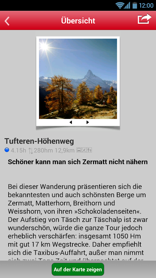 Rother Touren Guides- screenshot