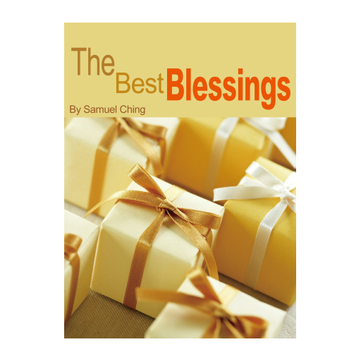 The Best Blessings-Gospel Book Android APK Download Free By The Grace Of Lord Publisher
