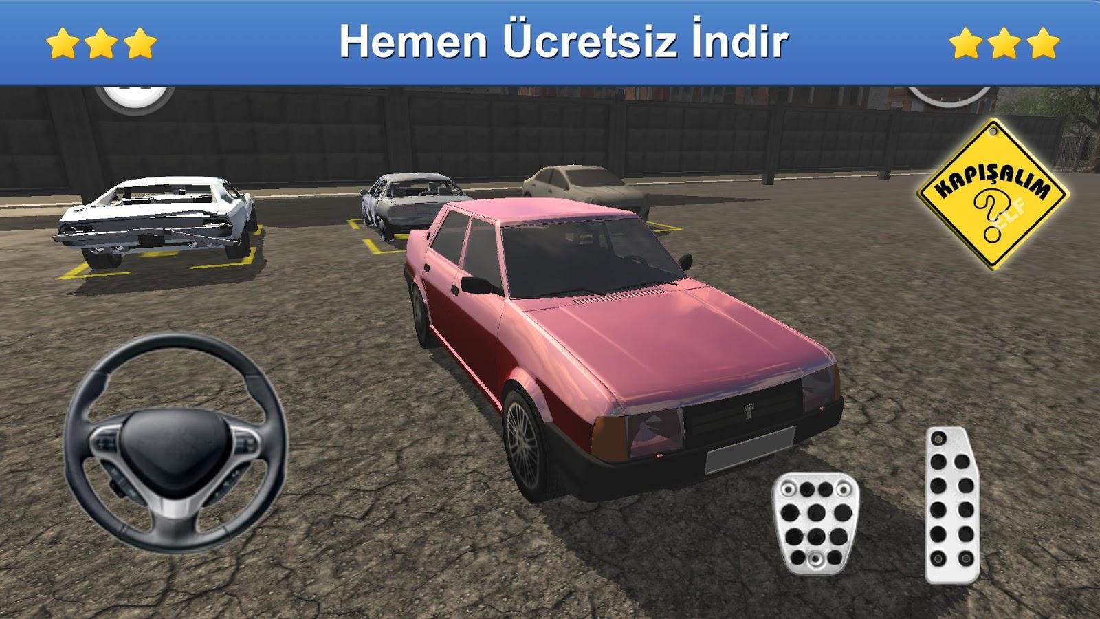 Şahin park etme simülatörü - google play'de android uygulamaları