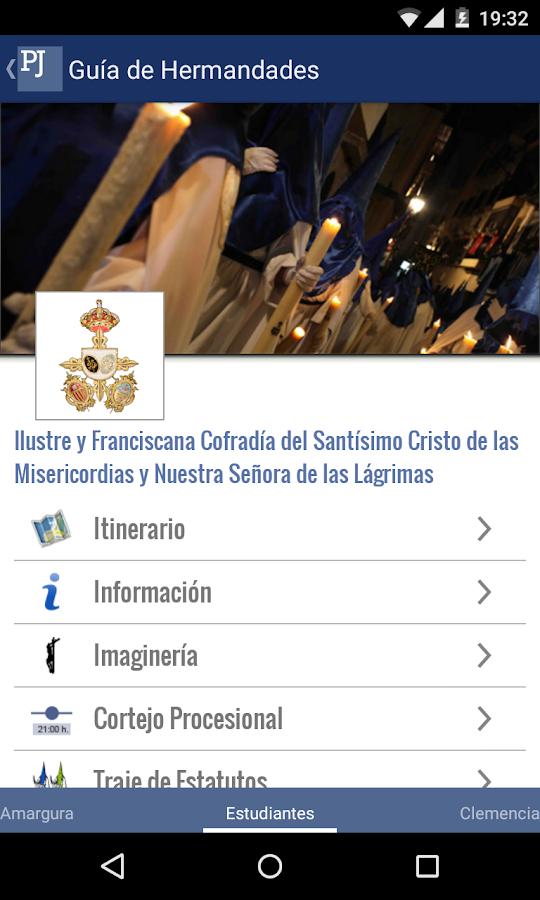 Semana Santa Jaén - screenshot