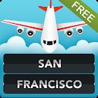 FLIGHTS San Francisco Airport icon