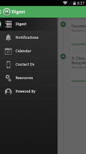 Greenfield App