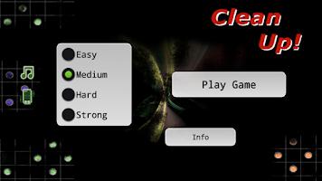 Screenshot of Clean Up!