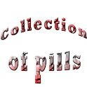 Collection of pills icon