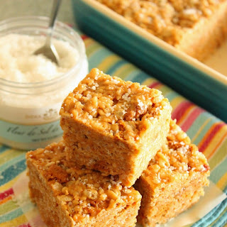 Salted Brown Butter Biscoff Treats