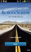 Screenshot of Burger Schloz