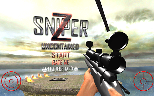 SNIPER Z UNCONTAINED