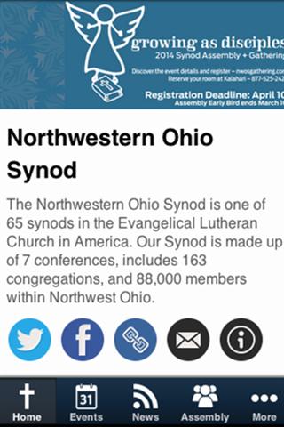 Northwestern Ohio Synod