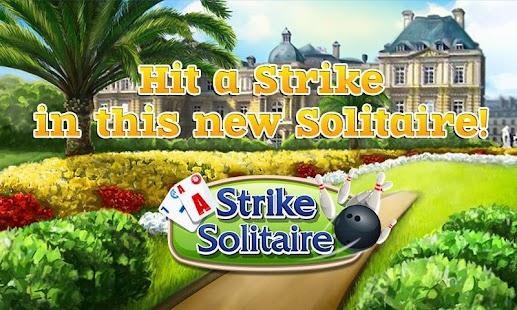 【免費紙牌App】Strike Solitaire Free-APP點子