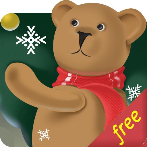 免費聖誕熊 個人化 LOGO-玩APPs