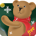Snowy bears Live Wallpaper icon
