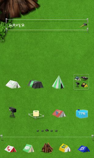 oh camping day dodol theme
