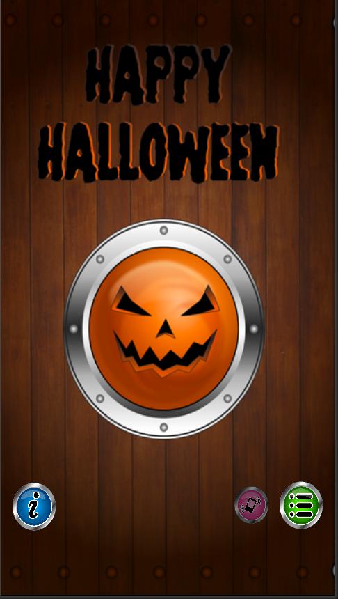 Halloween Sounds Button Pro - screenshot