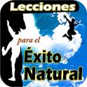 Lecciones para Éxito Natural logo