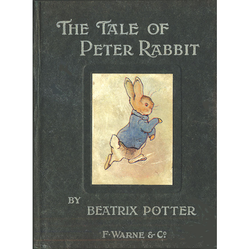 The Tale of Peter Rabbit HD LOGO-APP點子