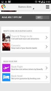 Buenos Aires City Guide - screenshot thumbnail