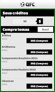Quiz Futebol Club - screenshot thumbnail