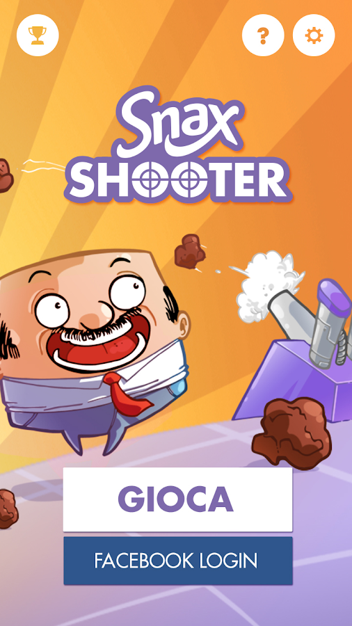 Snax Shooter - screenshot
