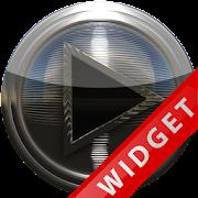 Poweramp Widget Metal 2.22-build-222 Icon
