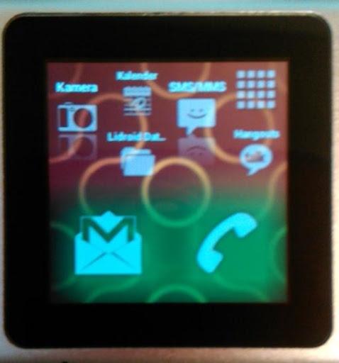 ZXWatch1 - Smartwatch LL Theme