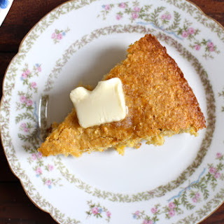 Brown Butter Skillet Corn Bread