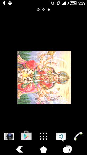Maa Durga Ji Cube LWP