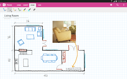 OneNote Screenshot 2