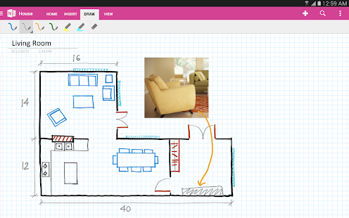 OneNote Screenshot 14