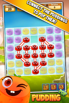 Pudding Pop – Connect and Splash