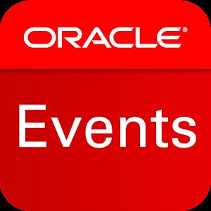 Oracle Events 商業 App LOGO-APP試玩