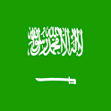 Saudi Arabia Flag Live Wall logo