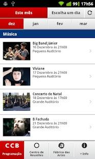 Centro Cultural de Belém- screenshot thumbnail