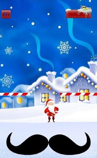 Running Santa