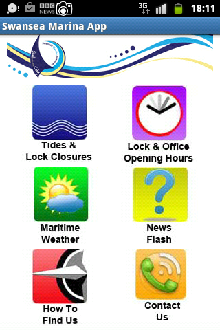 New Swansea Marina Info