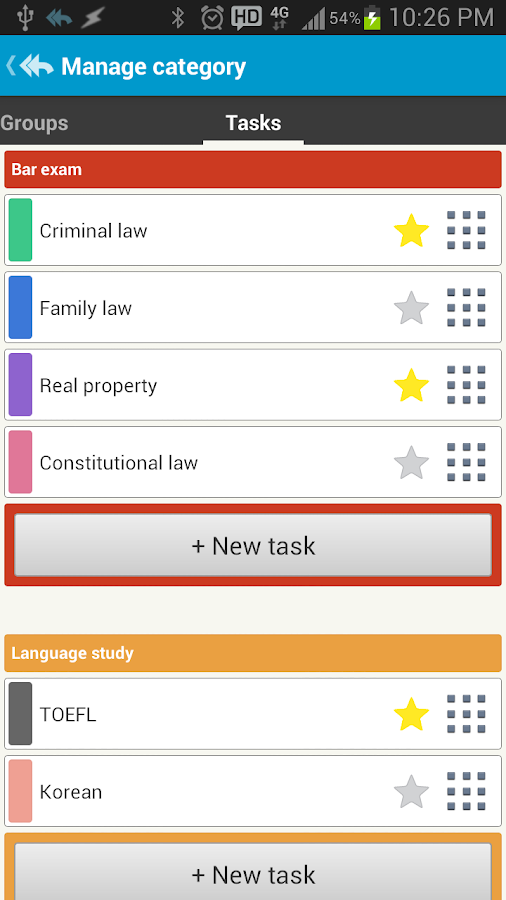 Study Checker - screenshot