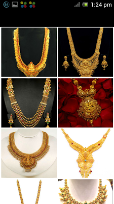 Jewellery Collections - screenshot