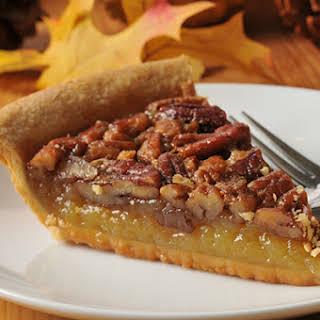 Slow Cooker Pecan Pie.