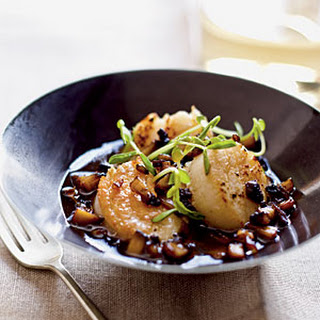 Sea Scallops Adobo