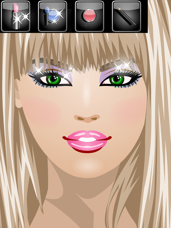 Dress Up Games™: Glitter Girl - Android Apps on Google Play