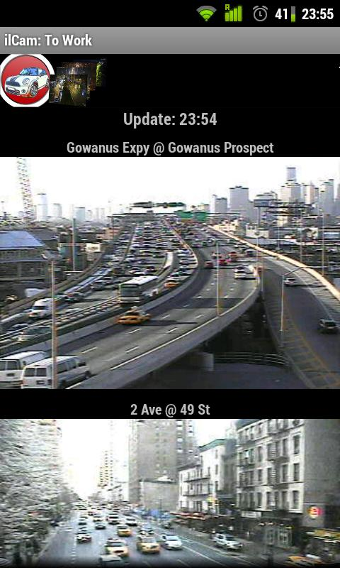 ilCam USA (Traffic Cameras) - screenshot