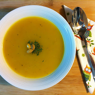 Pumpkin Potage Recipe
