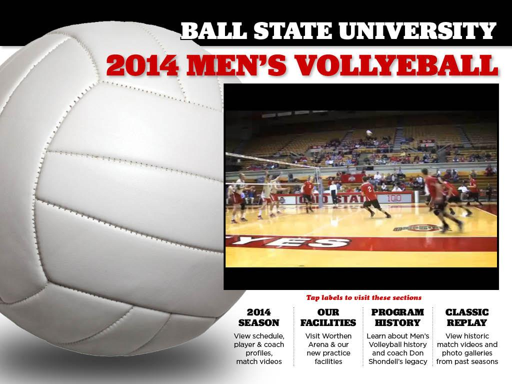 BSU Volleyball- screenshot