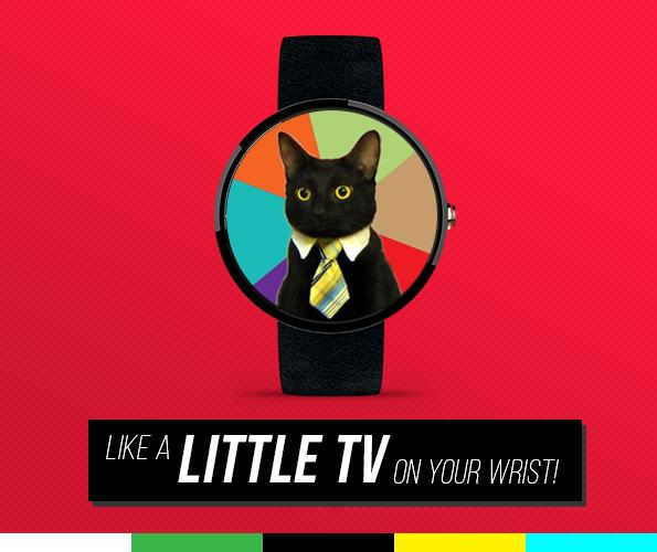 Little TV for Android Wear- screenshot