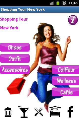 Shopping Tour New York