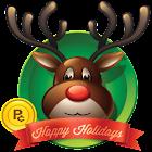 圣诞纸牌 icon