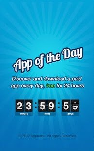 App of the Day - 100% Free - screenshot thumbnail