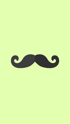 Mustache HD Wallpapers Android App Screenshot