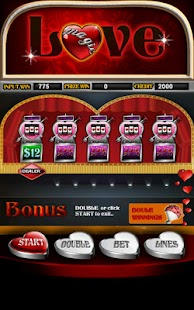 Magic Love Slot Machine HD - screenshot thumbnail